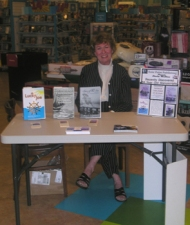 Hastings book signing