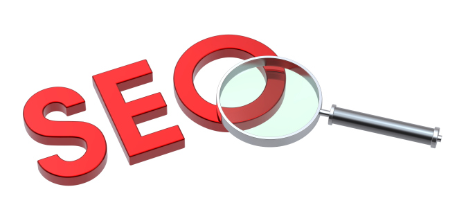 SEO - Search Concept.
