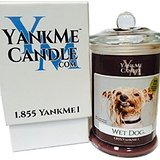 "Yank Me Candle ""Wet Dog Smell"""