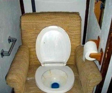 Comfy Toilet