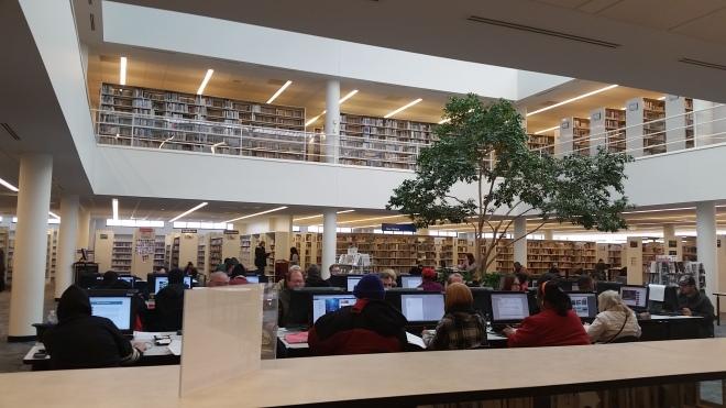 Lake Co Public Library-Merrillville