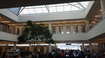 Lake Co Public Library-Merrillville