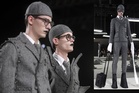 Thom Browne 2017 Fashion Collection