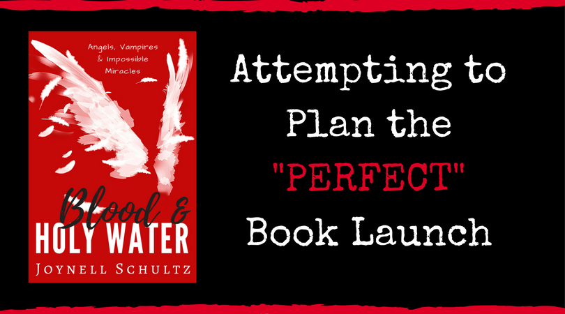 """Planning the """"PERFECT"""" BookLaunch"""