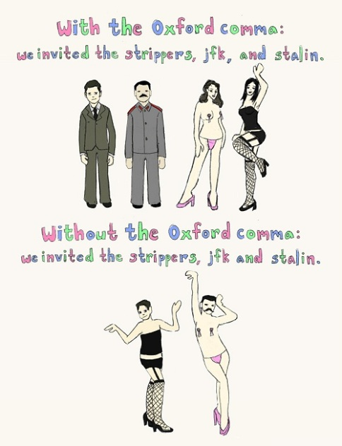 Illustration-Oxford comma
