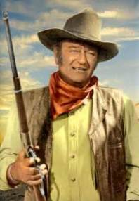 John Wayne, iconic American actor
