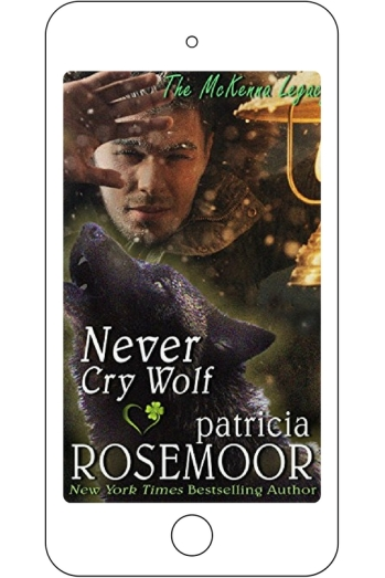 Never Cry Wolf by Patricia Rosemoor