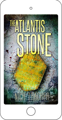 The Atlantis Stone by Nick Thacker