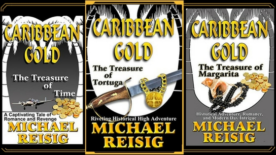 Caribbean Gold series by Michael Reisig