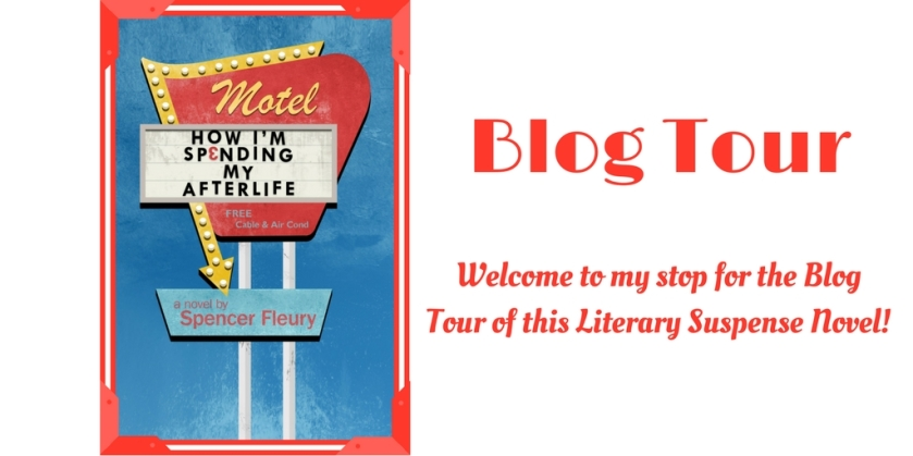 Blog Tour - How I'm Spending My Afterlife