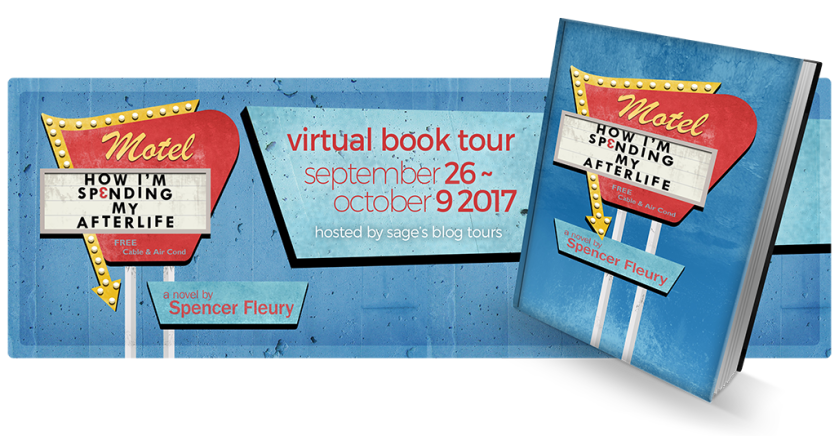 Virtual Book Tour-How I'm Spending My Afterlife