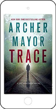 Trace by Archer Mayor