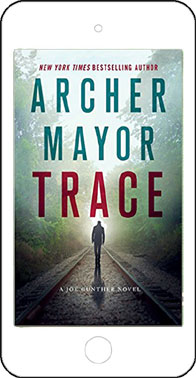 Trace by Archer Mayor