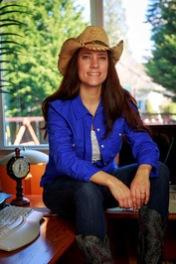 Author Ann Charles