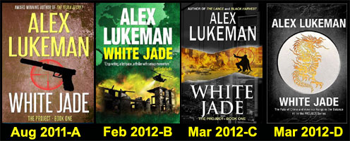 White Jade by author Alex Lukeman