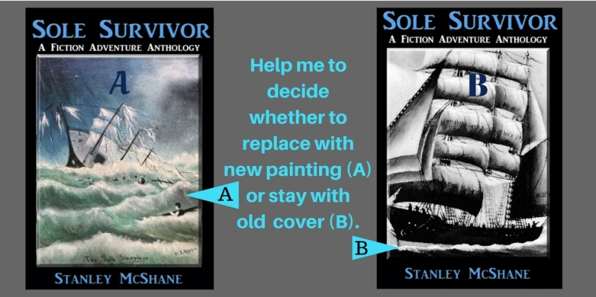 Sole Survivor by author Stanley McShane