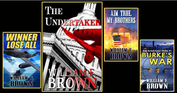 William F Brown