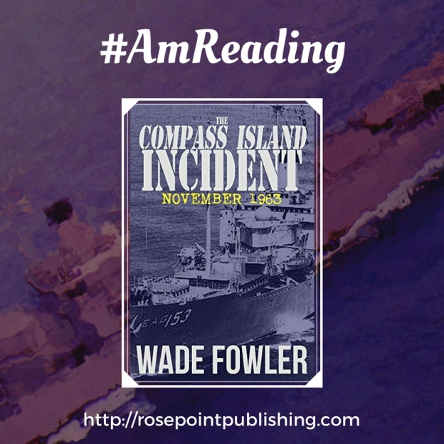 #AmReading - Compass Island Incident by Wade Fowler