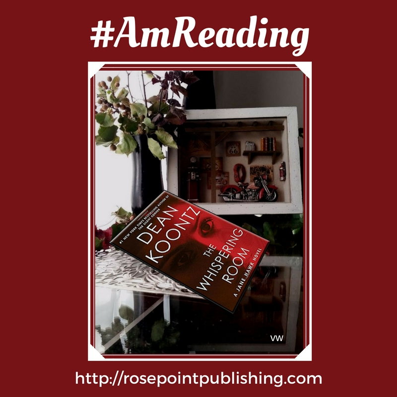 Amreading The Whispering Room By Dean Koontz