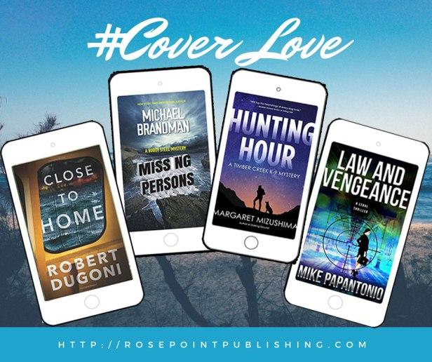 #Cover Love - Blue theme