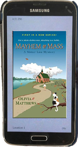 Mayhem & Mass by Olivia Matthews