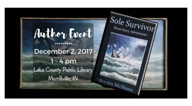 Author Event - Lake County Public Library