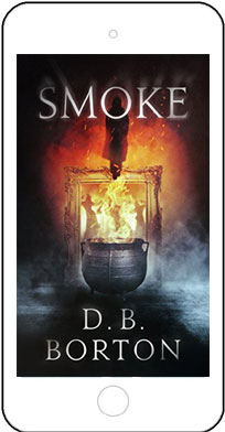 Smoke by D. B. Borton