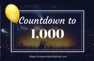 Countdown to 1000-1 to go