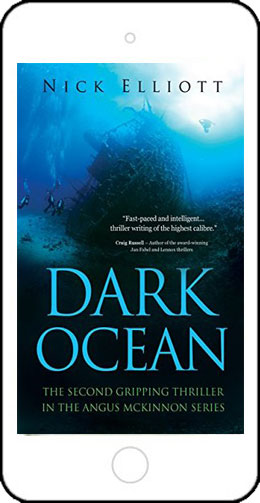 Dark Ocean by Nick Elliott
