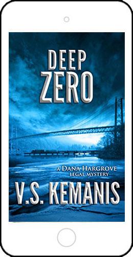 Deep Zero by V. S. Kemanis