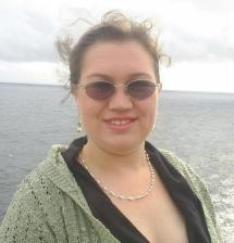 Melissa Stevens- author