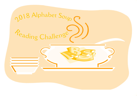 Alphabet Soup Reading Challenge - 2018