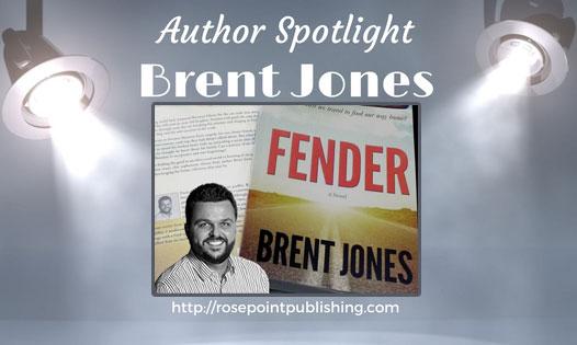 Author Spotlight-Brent Jones