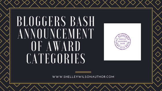 Bloggers Bash Award Categories