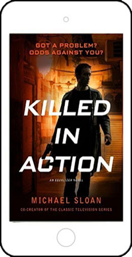 Killed in Action by Michael Sloan