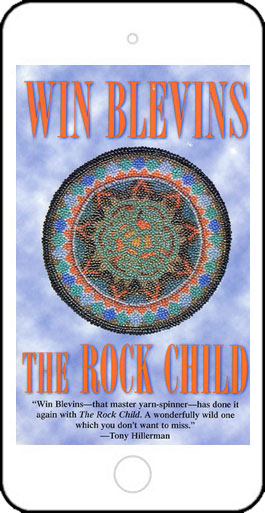 The Rock Child by Win Blevins