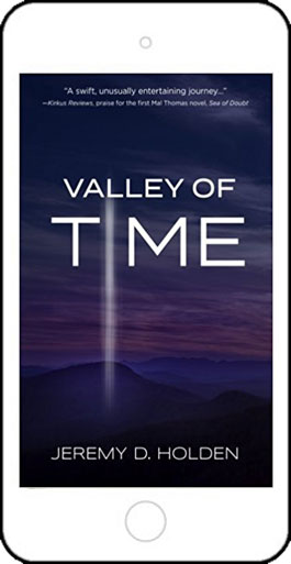 Valley of Time by Jeremy D. Holden