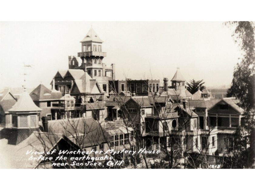 Winchester house 1905