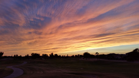 Goodyear AZ golf course