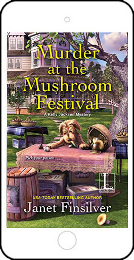 Murder at the Mushroom Festival by Janet Finsilver