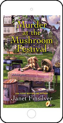 April 2018 rosepoint publishing murder at the mushroom festival by janet finsilver fandeluxe Gallery