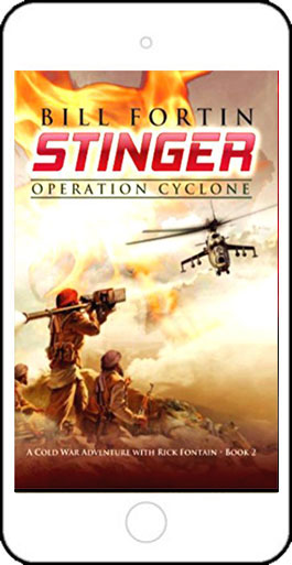 Stinger: Operation Cyclone by Bill Fortin