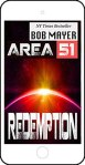 Area 51 - Redemption by Bob Mayer