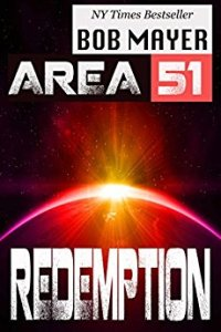 Area 51-Redemption by Bob Mayer