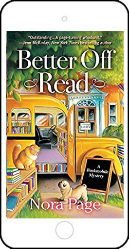 Bookreviewer rosepoint publishing better off read by nora page fandeluxe Choice Image