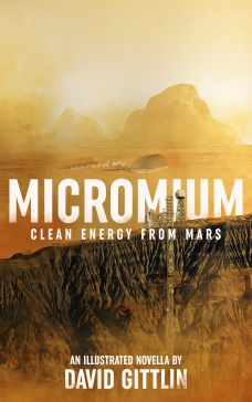 Micromium ebook cover by David Gittlin