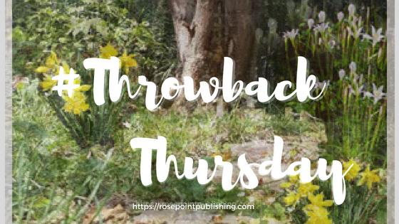 #ThrowbackThursday - spring
