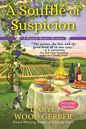 A Souffle of Suspicion by Daryl Wood Gerber