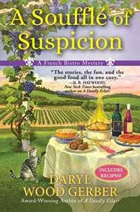 A Souffle of Suspicion by Daryl Wood Gerber