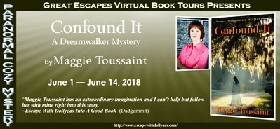 Confound It by Maggie Toussaint